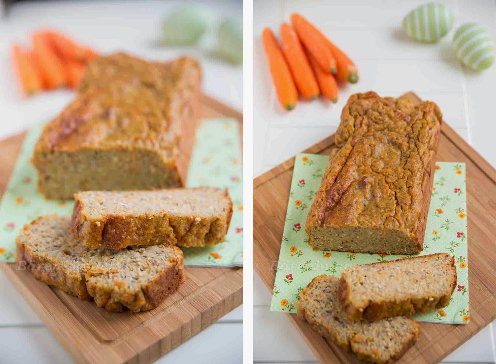 Baby Karottenkuchen Ohne Zucker Barenhunger