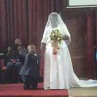 Marriage between short man and long woman