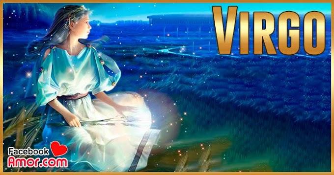 Horóscopo diario Virgo para facebook