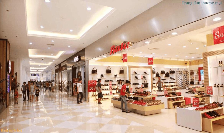 Trung tâm thương mại T&T Dc Định Công