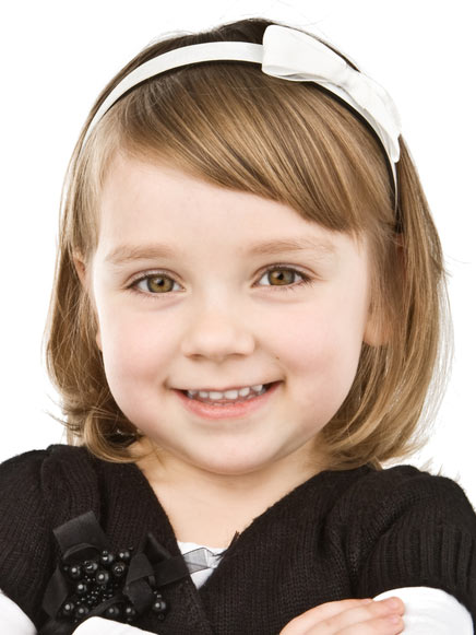 Pleasant Little Girl Hairstyles Blondelacquer Hairstyle Inspiration Daily Dogsangcom