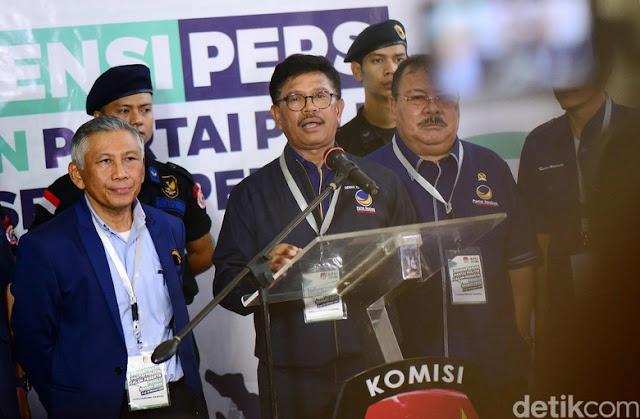 TKN Jokowi-Ma'ruf: Tolak Hasil Pemilu, Prabowo Tak Bersikap Kesatria