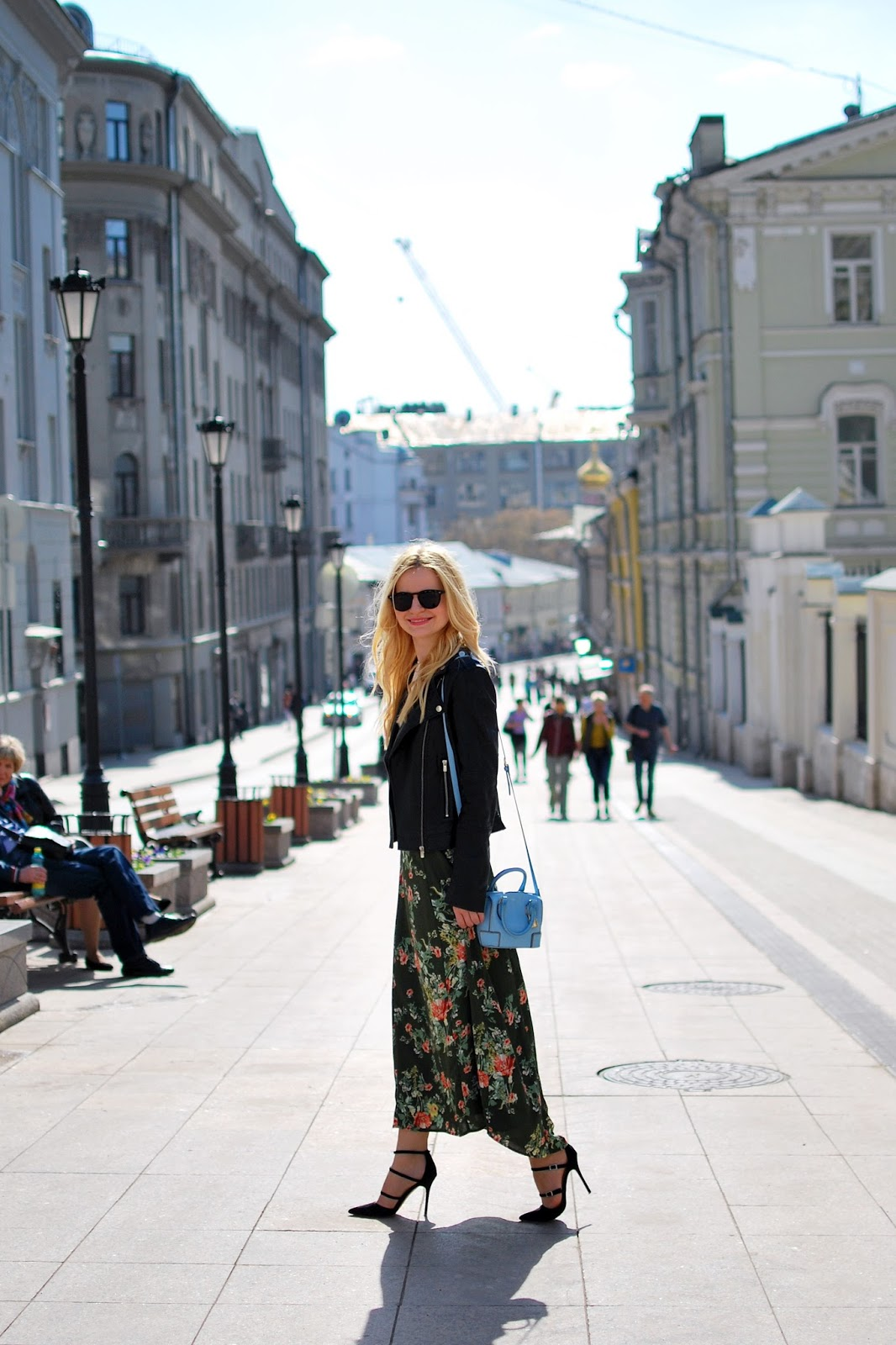 fashion trends spring, fashion blog, fashion blog russian, wear dress what, dress with t shirt