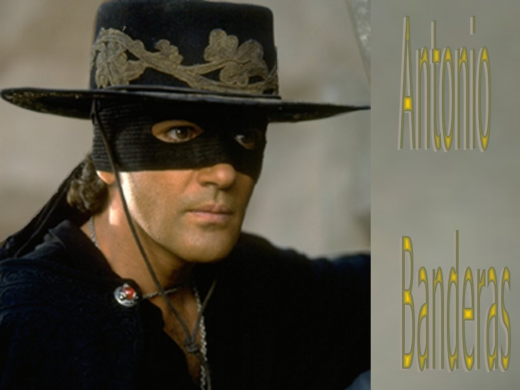 Mask Of Zorro 83