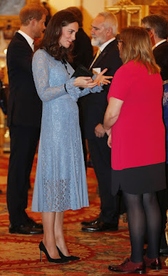 k2 Kate Middleton Makes First Public Appearance Since Announcing 3rd Pregnancy News