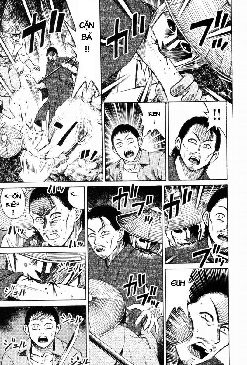 Higanjima chapter 47 trang 13