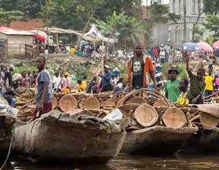 Kisingani, Democratic Republic of the Congo (DRC)