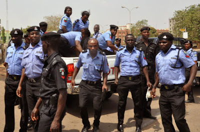 Police arrest 21 suspected political thugs, 2 cultist die.