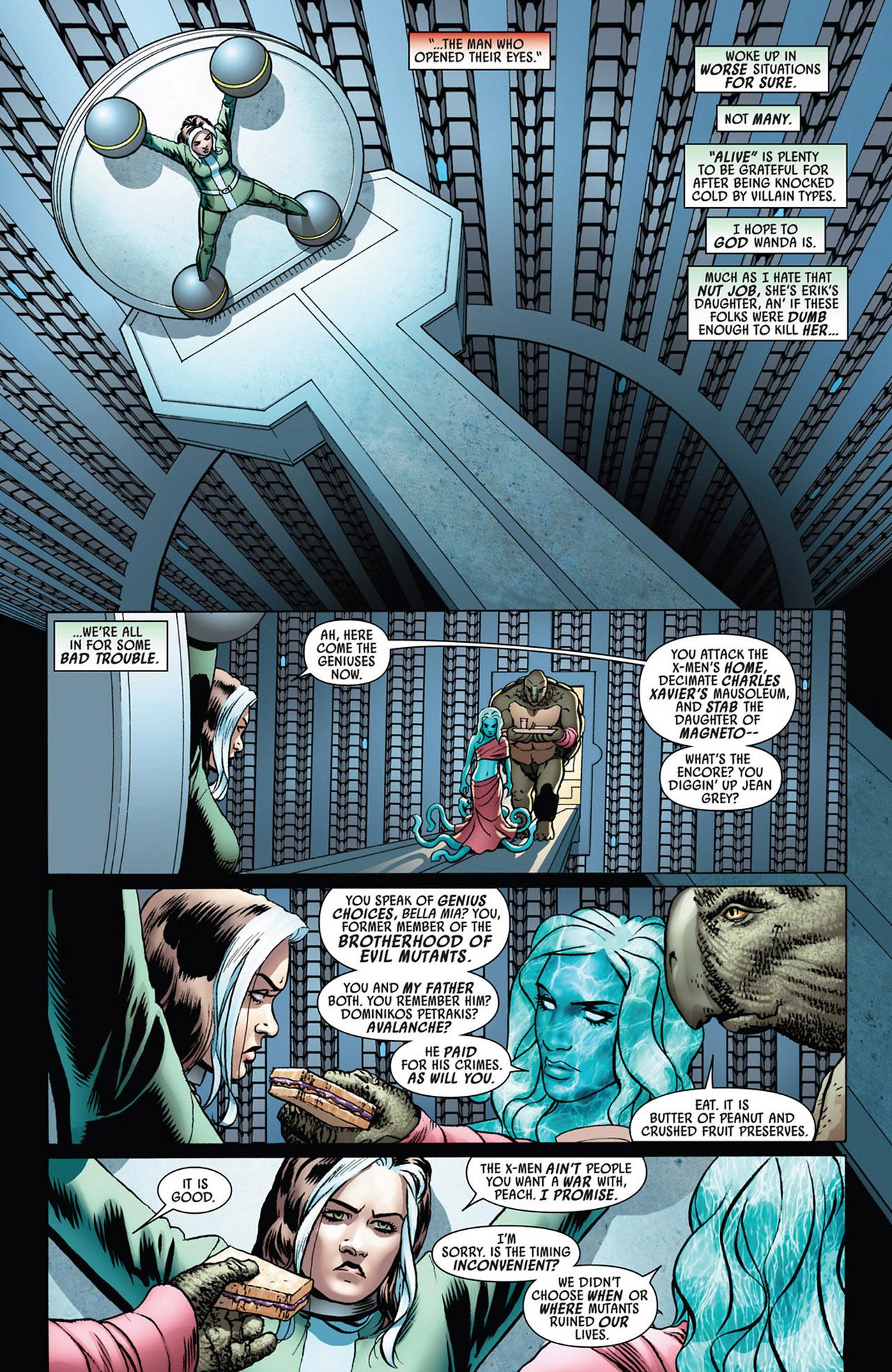Read online Uncanny Avengers (2012) comic -  Issue #2 - 9