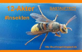 Gastauftritt #Insekten