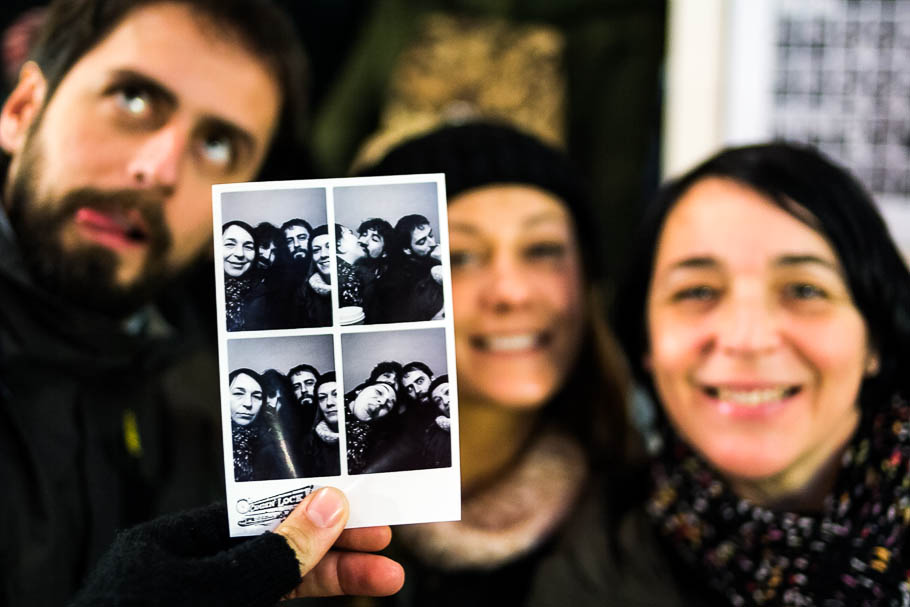 '5 selfies', Carlos Larios