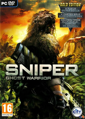 Sniper Ghost Warrior Gold Editiod