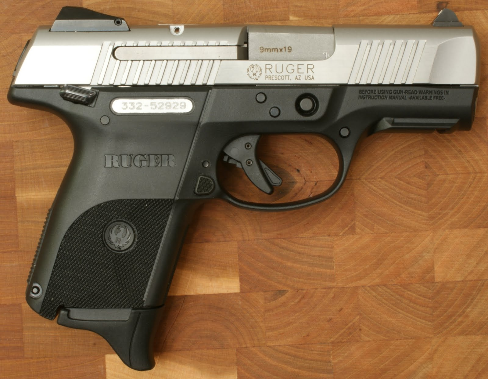 a real man s objective reviews gunsumer reports ruger sr 9c