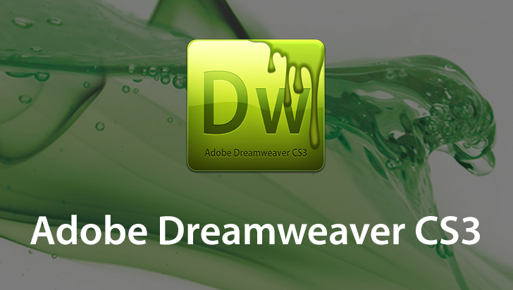 adobe dreamweaver cs3 free download for windows 7 32 bit