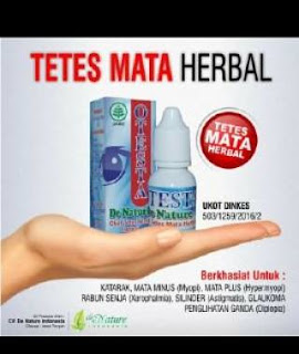 Tetes Mata Herbal De Nature