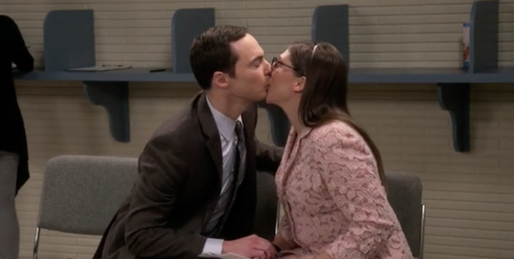 "The Big Bang Theory - The Confidence Erosion - Review: ""Breakups and Make Ups"""