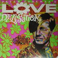 PETER ZAREMBA'S LOVE DELEGATION - Spread the world