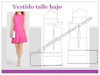 www.patronycostura.com/vestido-talle-bajo.html