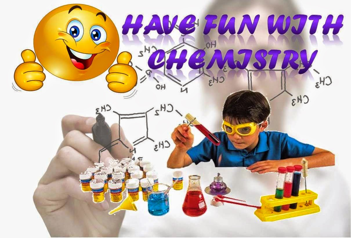 Have Fun With Chemistry