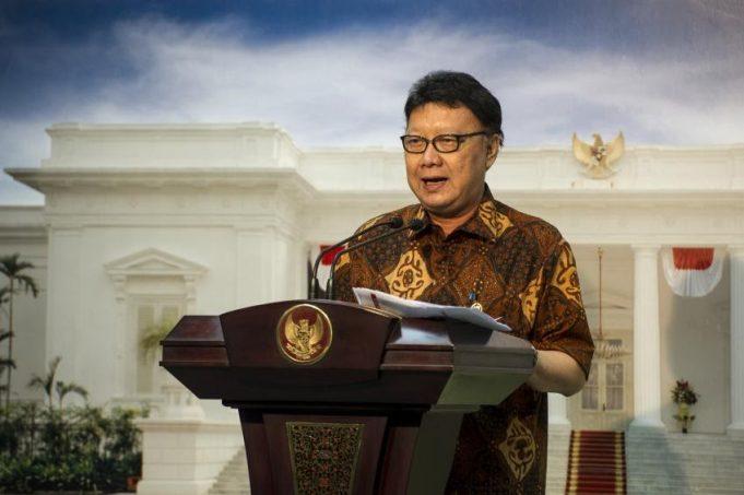 Tjahjo Kumolo Ingatkan Peserta Pilkada Tidak Pakai Isu SARA