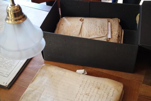 charente château la rochefoucauld archives famille