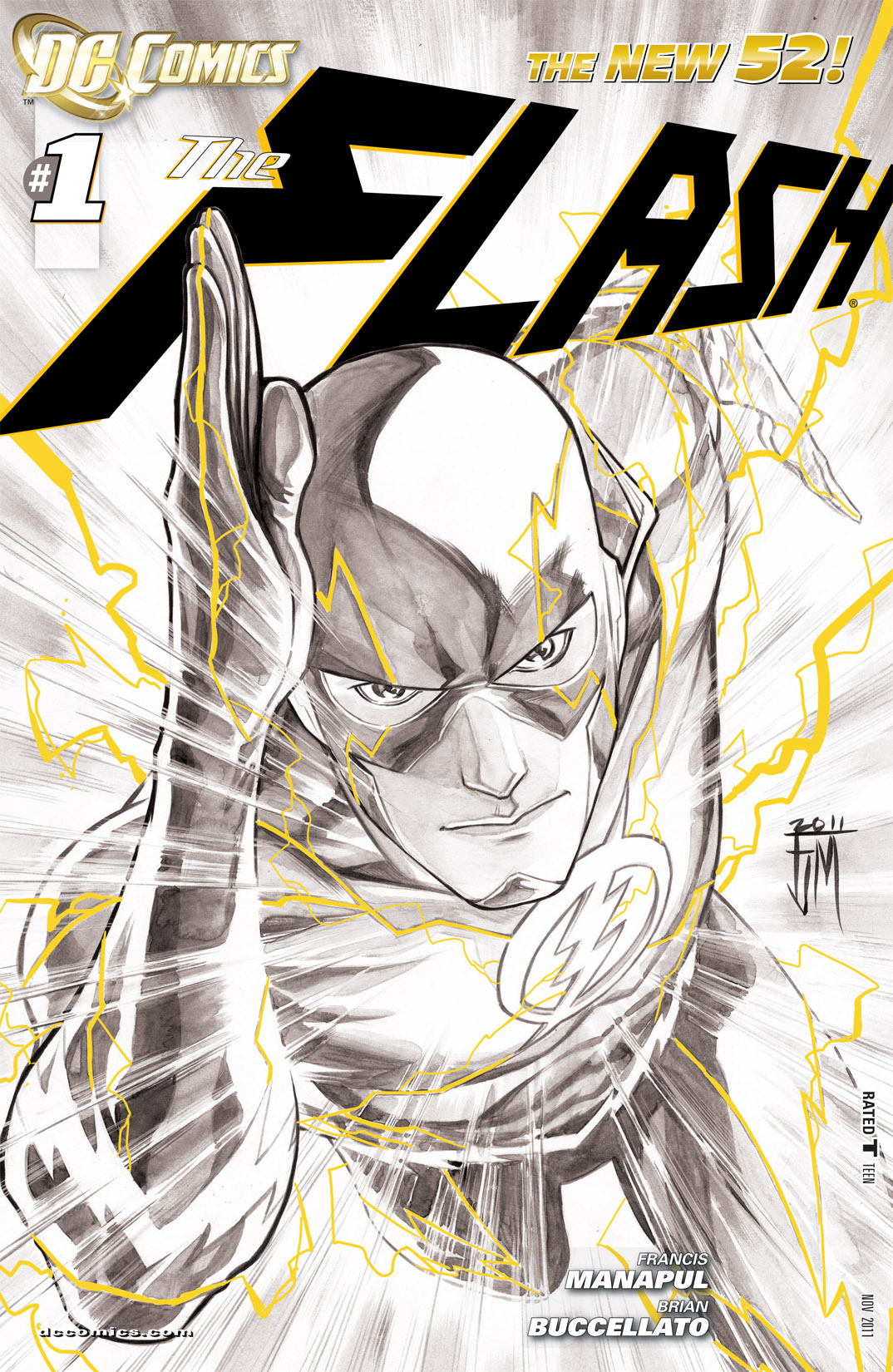 Read online The Flash (2011) comic -  Issue #1 - 3