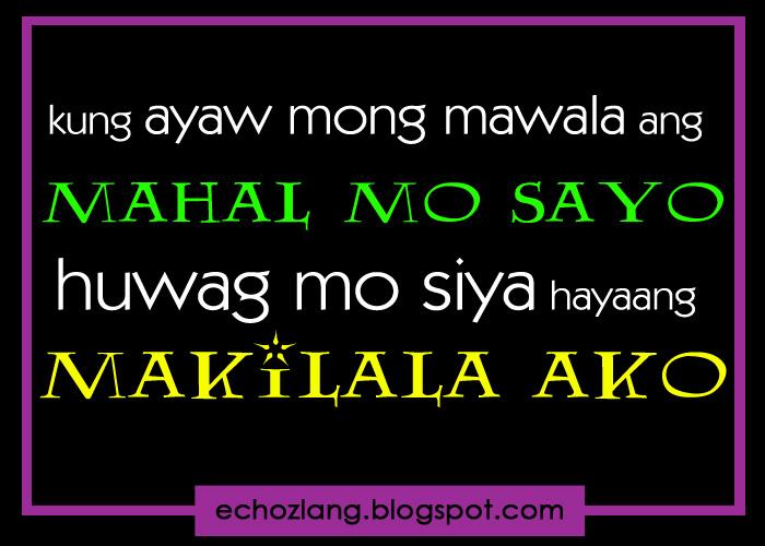 Mahal Kita Love Quotes Tagalog: Mahal Kita Quotes Tagalog. QuotesGram