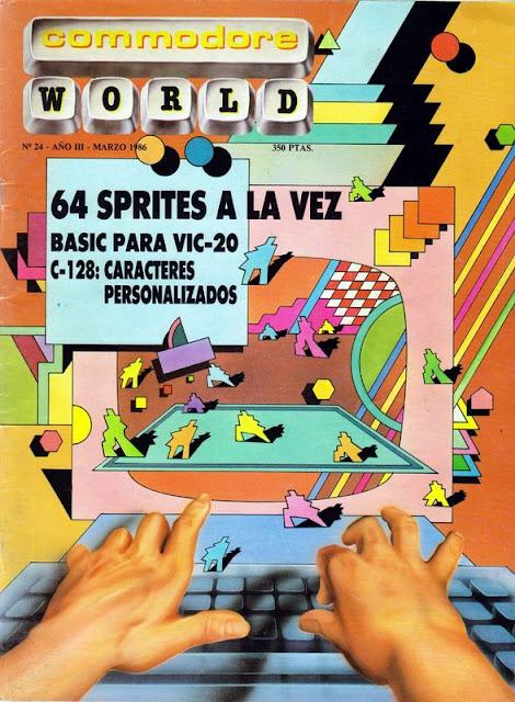Commodore World #24 (24)