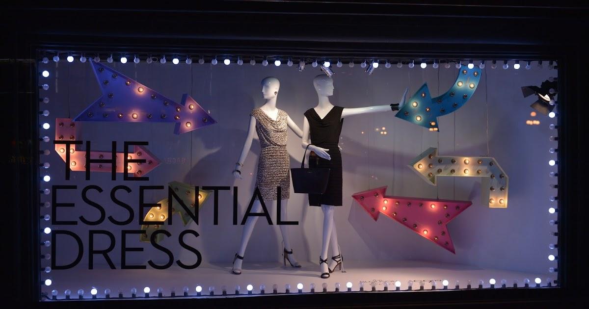 Retail Window Displays The Hudson Bay Company The Bay
