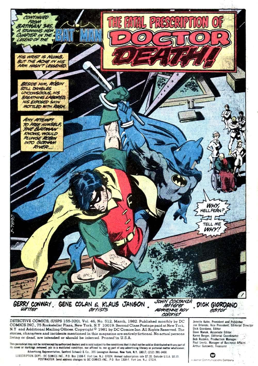 Detective Comics (1937) 512 Page 1