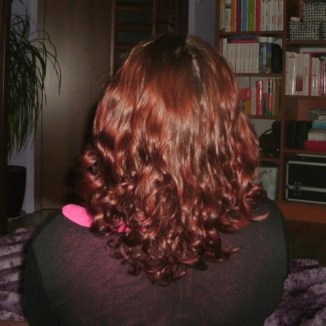 Włosy w styczniu 2017r.