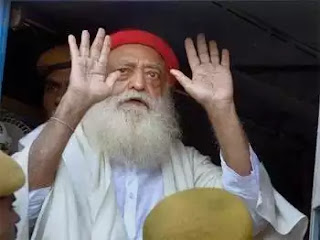 Asharan bapu in jail