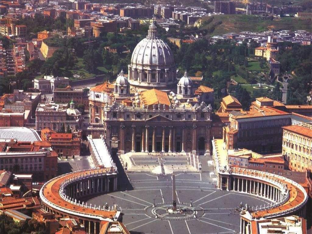 #Vaticano | Estado da Cidade do Vaticano