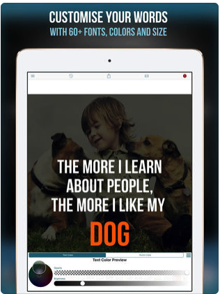 Some Excellent Apps To Create Classroom Quote Pictures Educational Interesting Create Quotes App