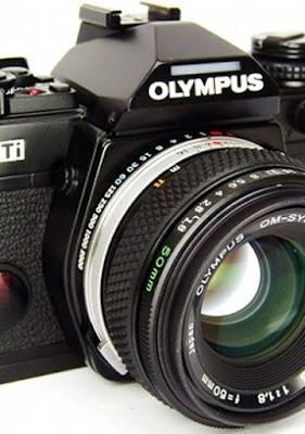Olympus OM SLR Cameras, 1972-1994
