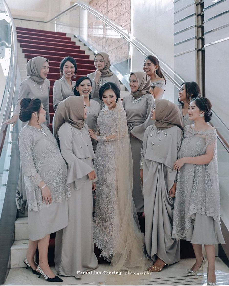Model Kebaya 2019 Hijab Model Kebaya Terbaru 2019