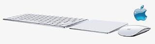iMac Maus und Tastatur