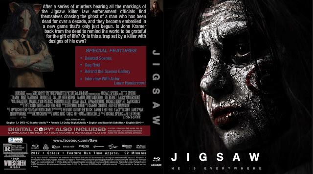 Jigsaw Bluray Cover