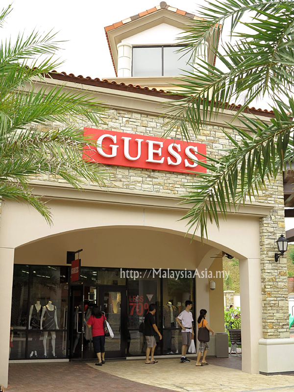 Johor Guess Outlet