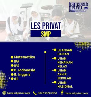 Les Privat SMP bandung 2