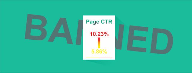 Bahaya Page CTR Yang Tinggi