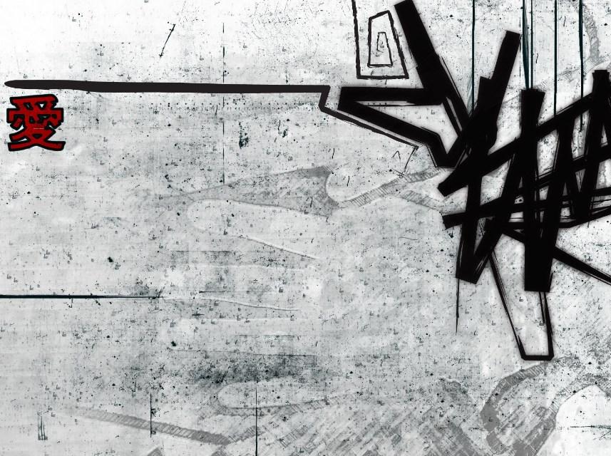 Background keren Grafiti