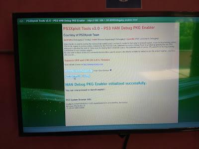 Mengaktifkan Debug Setting PS3 OFW Secara Offline 5