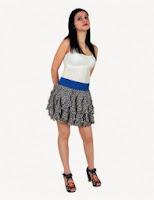 Fusta dama scurta model 2014