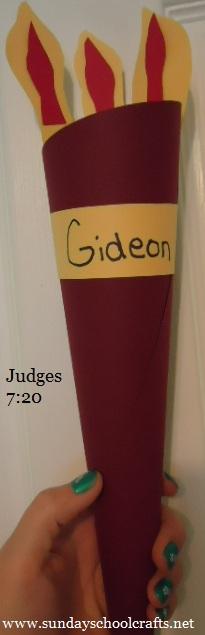 Church House Collection Blog: Gideon Torch Craft