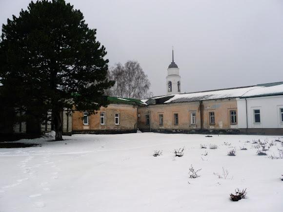Самарский Свято-Николаевский монастырь. Архиерейский дом