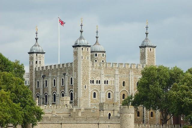 História da Torre de Londres