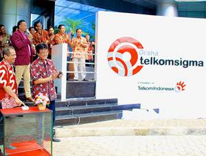 PT Sigma Cipta Caraka - Fresh Graduate IT Services Telkomsigma Telkom Group March 2020