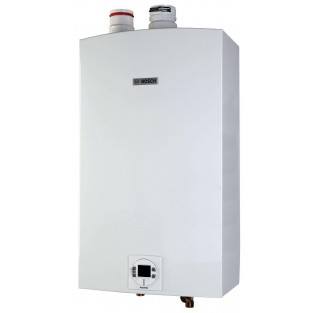 Bosch Tankless Water Heaters April 2009