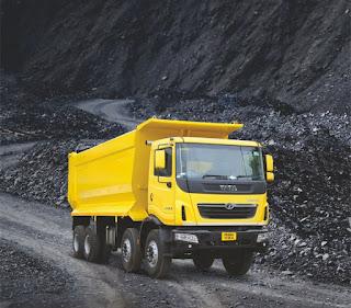 Tata Motors Siapkan Jual Dump Truck Murah Baru Buat Pertambangan